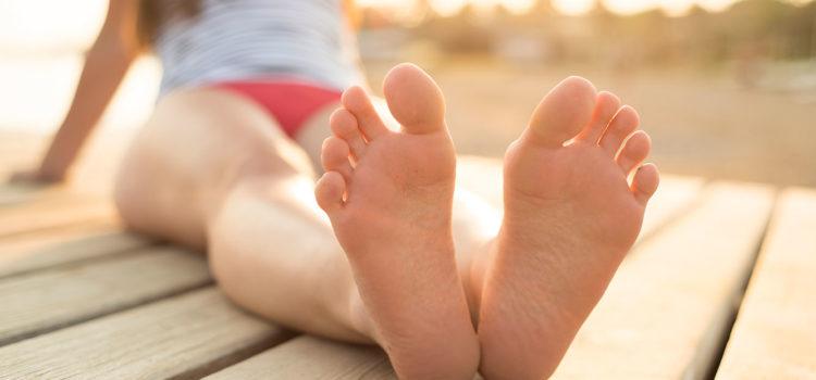 Эффективные методы и средства ухода за ногами