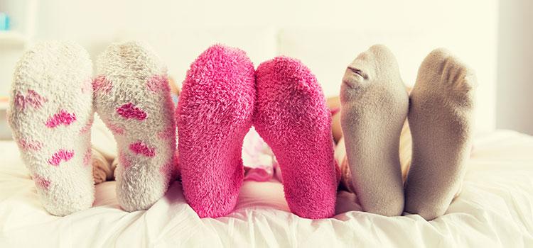 одевайте носки