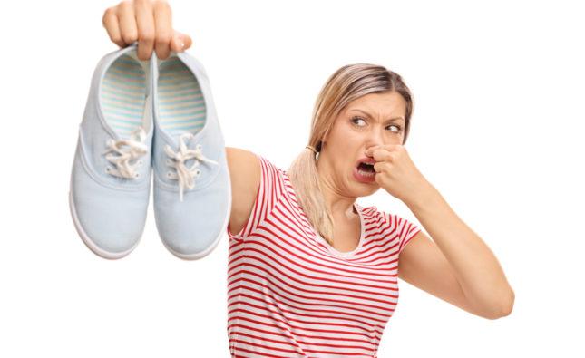5 естественных способов борьбы с запахом ног