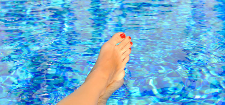 Есть ли способ избавиться от потливости ног?