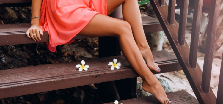 Универсальные упражнения для женских ног