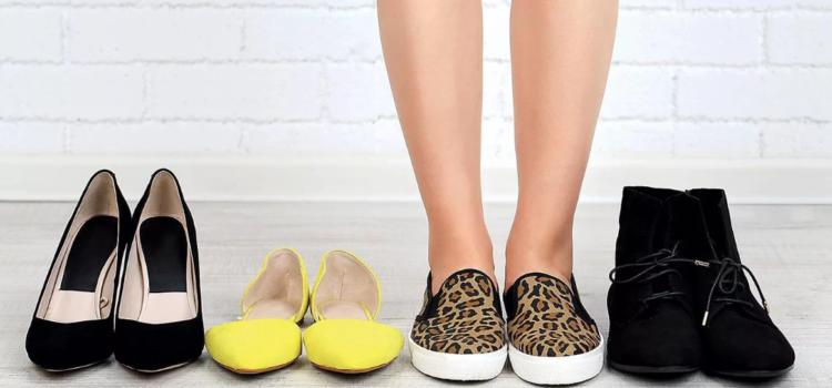 Даже обычная обувь может быть лечебной