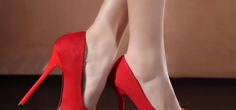 Красивые ноги? Нужен уход!
