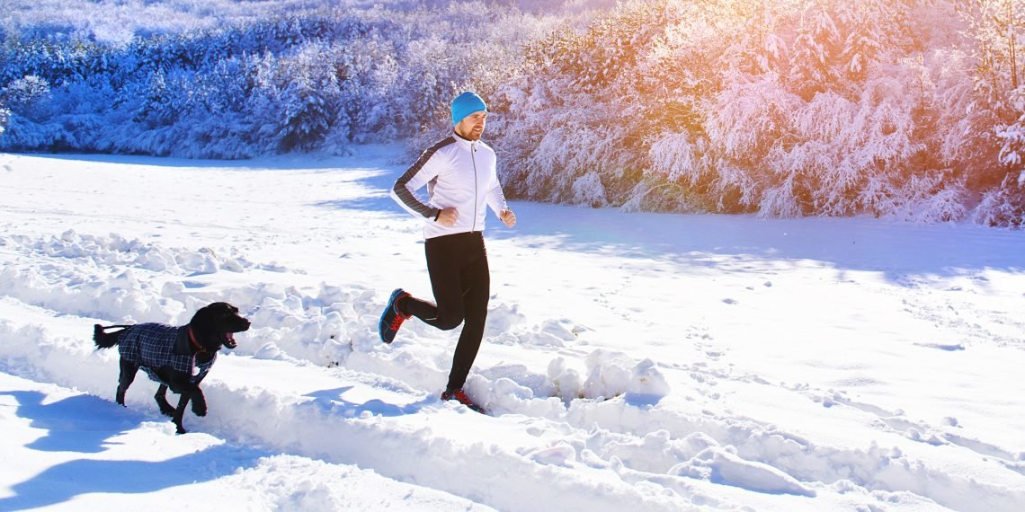 Бег зимой – памятка для спортсменов