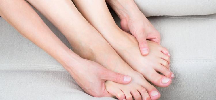 Ночью немеют ноги — причины