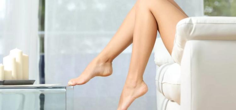 Несколько секретов для поддержания красоты ваших ног