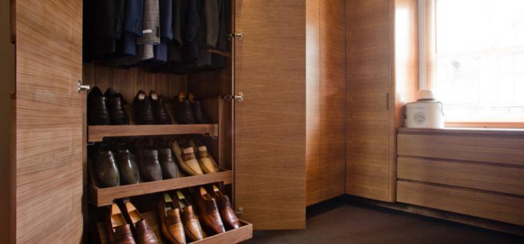 Подбираем хранилище для обуви, занимающее минимальное место