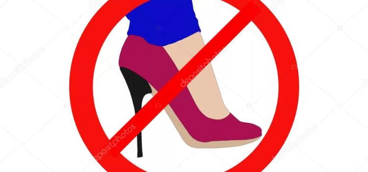 Каблуки – друг или враг женщины