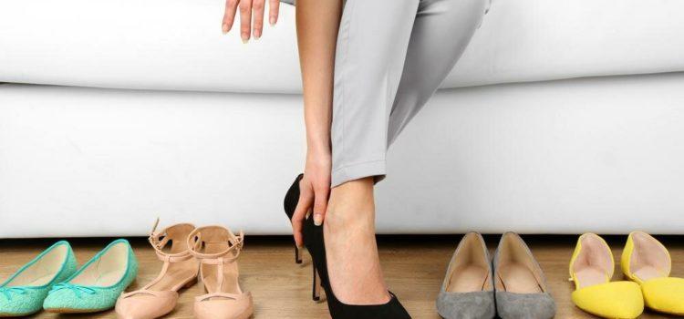 Какая обувь наиболее безопасная для наших ножек?