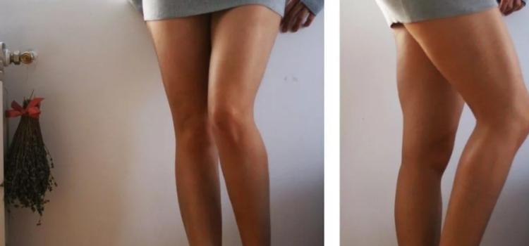 Как определить, идеальные у вас ножки или нет?