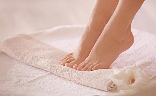 Уход за ступнями – важные правила