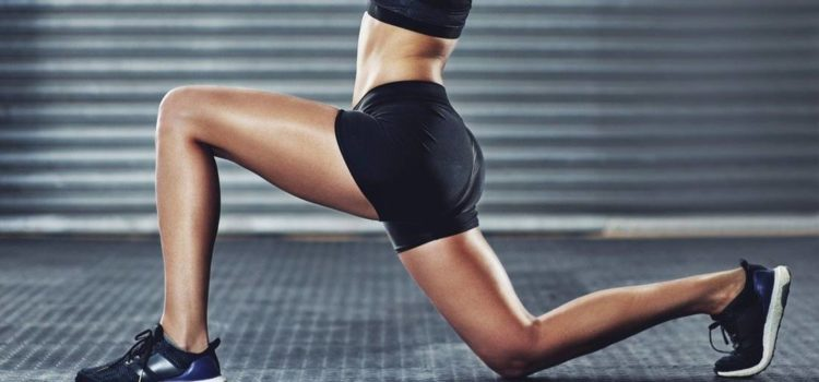 5 лучших упражнений для красивых ног