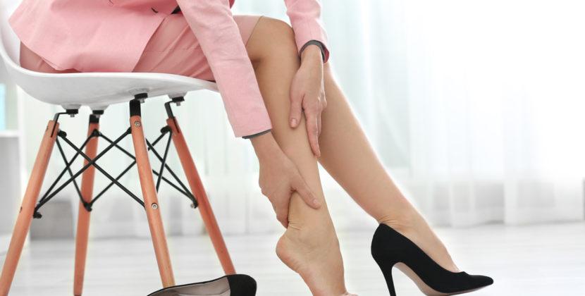 Как снять усталость ног: советы и рецепты