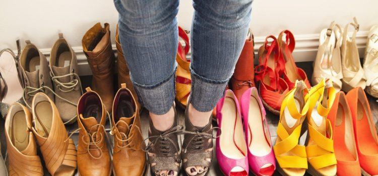 12 пар обуви, которые должны быть у каждой девушки