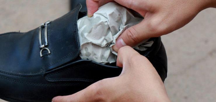 Реально ли разносить обувь, которая жмет