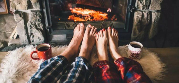 Как сохранить ноги в тепле зимой: 6 способов