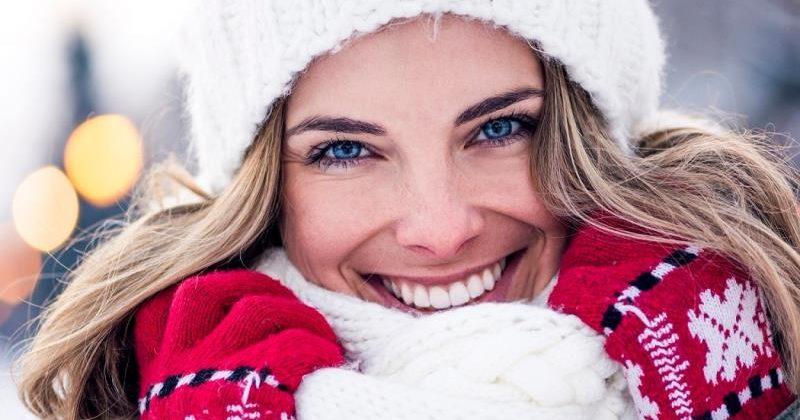 Красота в зимний период: проблемы и их решения.