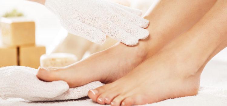 Советы по уходу за ногами