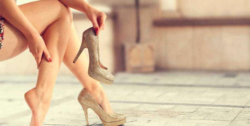 Берегите свои ножки: советы женщинам