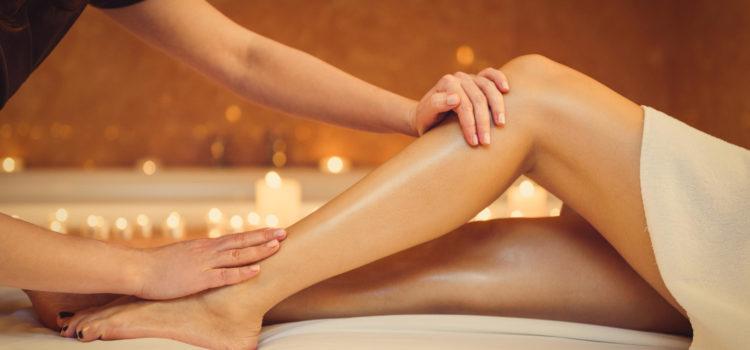 Классический массаж ног. Как его делать?
