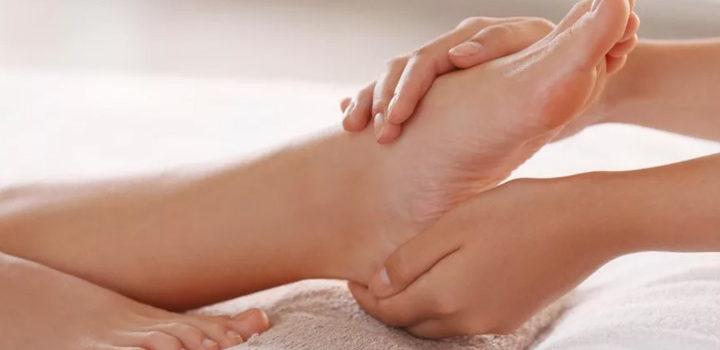 Какую пользу приносит массаж ступней?
